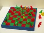 Surrealist Chess Set